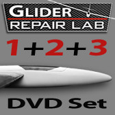 Glider Repair Lab Complete DVD Set