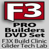 F3 Pro Builders Set DVD