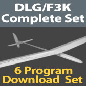 DLG/F3K Total Training Download Set