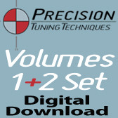 Precision Tuning Techniques Volumes 1 & 2 Download Set