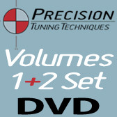 Precision Tuning Techniques Volumes 1&2 DVD Set
