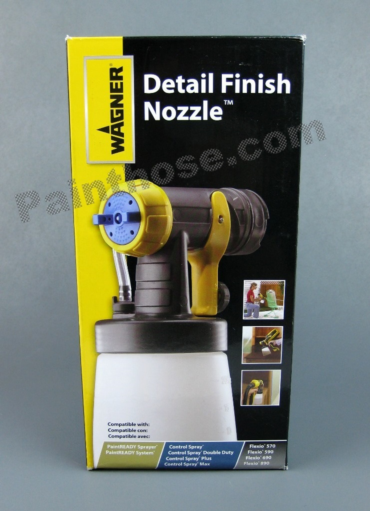 Wagner 0529013 Or 529013 Detail Finish Nozzle Painthose Com