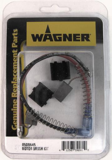 Wagner 0508645 Or 508 645 Motor Brush Kit Painthose Com