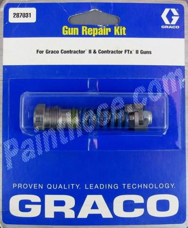 Graco 287031 Or 287 031 Gun Repair Kit Oem Painthose Com