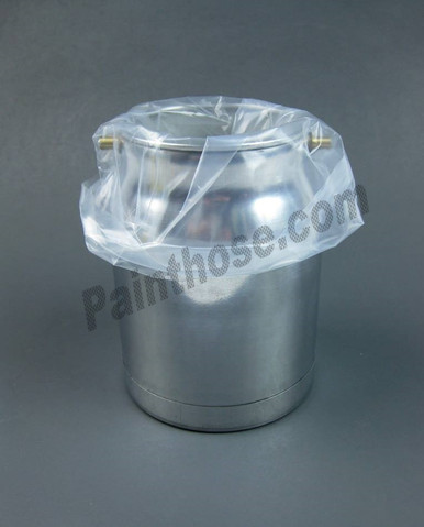 Hvlp Spray Gun Cup Canister Liners 10pack