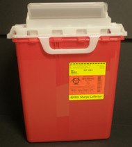 "3 Gallon ""Monoject"" Sharps Containers"