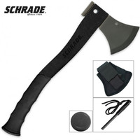 Schrade 15.7 inch Survival Axe.