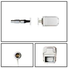 Nonin Lemo to DB9 SpO2 Extension Cable