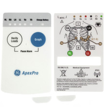 GE Apex Pro Telemetry Overlay (Front and Back)