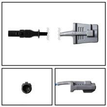 Baxter 10 ft. Hypertronics (Soft) SpO2 Sensor