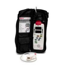 Masimo OEM 2207 Rad-57 Water Resistant Handheld Carrying Case - Black