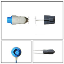Philips 12 Pin 10 ft. Pediatric Soft SpO2 Sensor