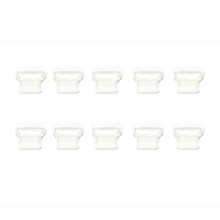 Philips 5 Lead Single Pin Detachable Shield Replacements (Pack of 10)