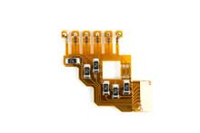Philips IntelliVue M2601B M4841A TRx+ Telemetry Transmitter S01 S02 S03 ECG Block Flex Cable