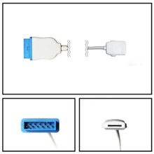 GE Marquette to Masimo LNOP SpO2 Extension Cable