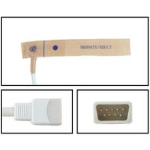 BCI Neonate/Adult Disposable SpO2 Sensor - Textile Adhesive (Box of 24)