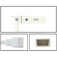BCI Infant Disposable SpO2 Sensor - Foam Adhesive (Box of 24)
