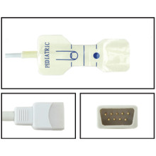 BCI Pediatric Disposable SpO2 Sensor - Foam Adhesive (Box of 24)