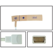 Datascope Infant Disposable SpO2 Sensor - Textile Adhesive (Box of 24)