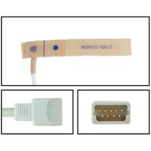 Datascope Neonate/Adult Disposable SpO2 Sensor - Textile Adhesive (Box of 24)