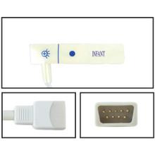 Datex-Ohmeda Infant Disposable SpO2 Sensor - Foam Adhesive (Box of 24)