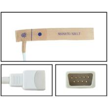 Datex-Ohmeda Neonate/Adult Disposable SpO2 Sensor - Textile Adhesive (Box of 24)
