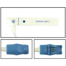 GE Neonate/Adult Oxytip Disposable SpO2 Sensor - Foam Adhesive (Box of 24)
