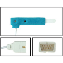 Nellcor ™ Compatible Neonate/Adult Disposable SpO2 Sensor - Non-Adhesive (Box of 24)