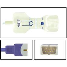 Nellcor ™ Compatible OxiMax ™ Adult Disposable SpO2 Sensor - Foam Adhesive (Box of 24)
