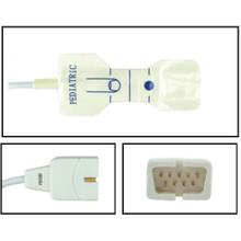 Nellcor ™ Compatible Pediatric Disposable SpO2 Sensor - Foam Adhesive (Box of 24)