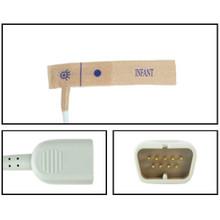 Nihon Khoden Infant Disposable SpO2 Sensor - Textile Adhesive (Box of 24)
