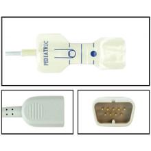 Nihon Khoden Pediatric Disposable SpO2 Sensor - Foam Adhesive (Box of 24)