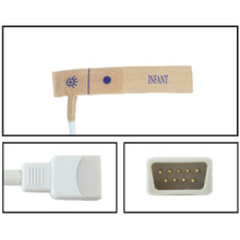 Nonin Infant Disposable SpO2 Sensor - Textile Adhesive (Box of 24)