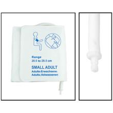 NiBP Disposable Cuff Single Hose Small Adult (20.5-28.5cm) - TPU (Box of 5)