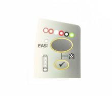 Philips IntelliVue M2601B S01 S02 S03 Front Case Overlay Label EASI ECG