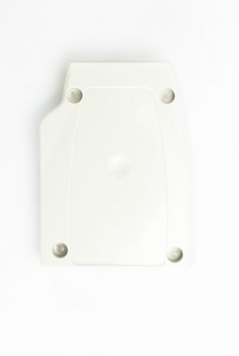 Philips White S01 Back Cover for M2601B & M4841A Telemetry Units.