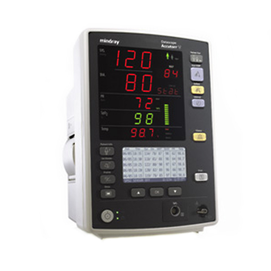 Datascope Accutorr V Vital Signs Monitor - Pacific Medical