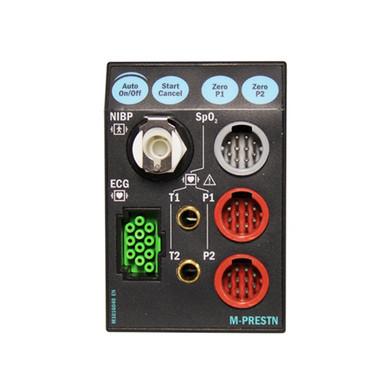 GE Datex-Ohmeda M-PRESTN Multi Parameter Module UMDX2940 NiBP Non Invasive Blood Pressure SpO2 Pulse Oximetry ECG Electrocardiograph Temperature IBP Invasive Blood Pressure