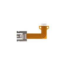 Philips Avalon M2734A M2735A Gauge & Flex Cable Assembly
