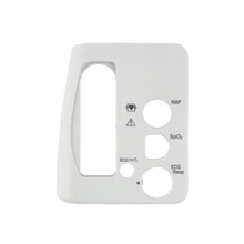 Philips IntelliVue X2 MP2 Side Connector Trim Bezel Surround A01 English Replacement