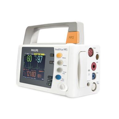 Philips IntelliVue MP2 Transport Patient Monitor