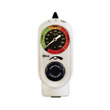 Ohio Push-To-Set 1251 Intermittent Vacuum Regulator (Analog Gauge)