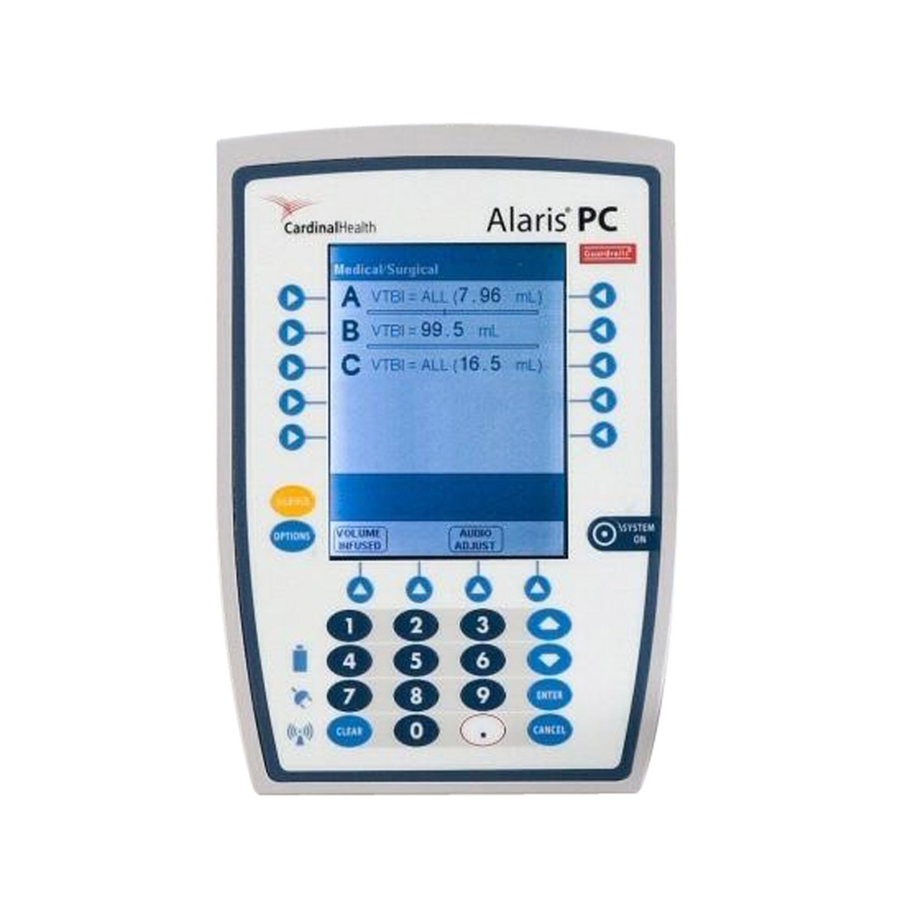 Alaris 8015 Poc Unit Infusion Pump 4 7 Quot Screen Pacific