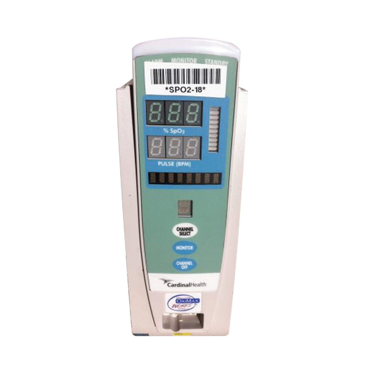 Alaris 8200 Nellcor OxiMax SpO2 Module for 8000 or 8015