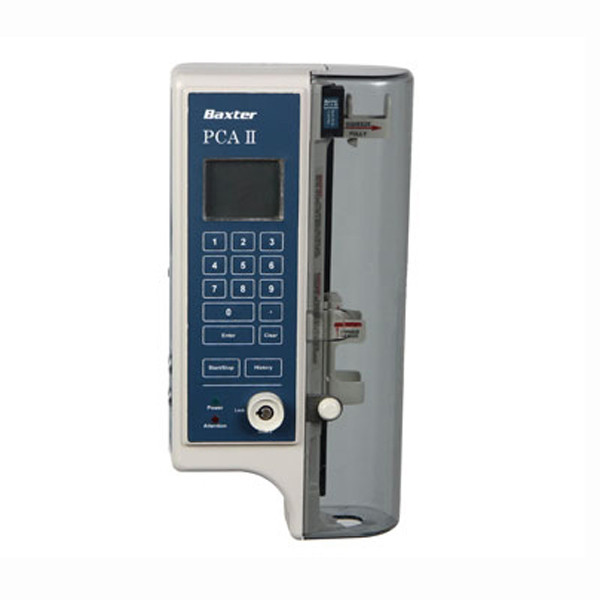 baxter pca 2 infusion pump pacific medical