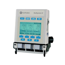 CareFusion Alaris MedSystem III 2865 3 Channel IV Infusion Pump Intravenous Fluid Delivery Pump