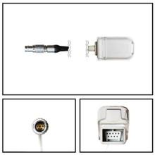 Invivo Lemo to DB9 SpO2 Extension Cable