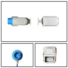 Philips 12 Pin to DB9 SpO2 Extension Cable (M1900B)