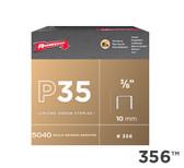 """356 P35 & P35S 3/8"""" 6mm"""