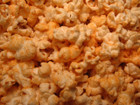 Case of 12 - 4oz Bags of our Gourmet Cheddar Cheese Popcorn